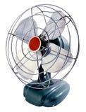 Steel fan Stock Photo