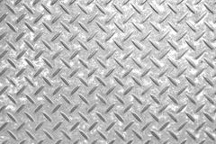 Steel floor Stock Image