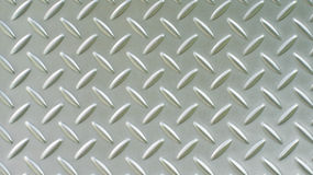 Steel floor background Royalty Free Stock Images