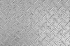 Steel floor background Royalty Free Stock Photo