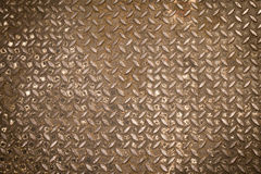 Steel floor for background or texture,process color. Royalty Free Stock Photos