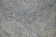 Steel Floor Grate Texture royalty free stock photo