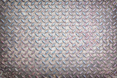 Steel floor Seamless metal stock image