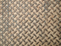 Steel floor texture. Abstract background Royalty Free Stock Photos