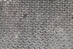 Steel floor texture. Vintage background Royalty Free Stock Images