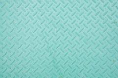 Steel floor wall. Stock Photos