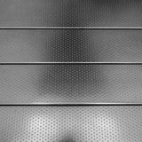 Steel footpath Stock Photography