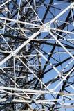 Steel framework Royalty Free Stock Photography