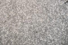 Steel galvanised sheet. Steel flat galvanised sheet pattern royalty free stock photography
