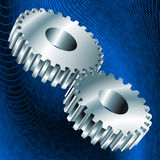 Steel Gear Stock Photos
