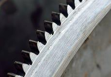 Steel gear Stock Image