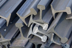 Steel girder Royalty Free Stock Image