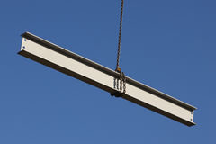 Steel Girder Metal Construction Beam Royalty Free Stock Images