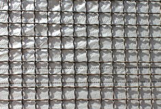 Steel grate background Royalty Free Stock Images