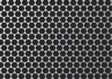 Steel grate polygon texture abstract background. Vector illustration stock illustration