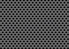 Steel grate texture abstract background. Vector illustration stock illustration