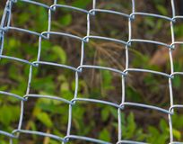 Steel grating  backgrounds stock images