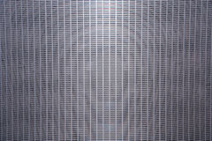 Steel grating plate Stock Images