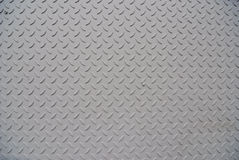 Steel Gray Wall with Pattern Stock Image