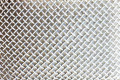 Steel grid Royalty Free Stock Photos
