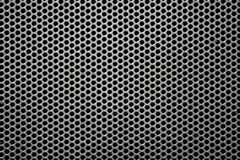 Steel grid. A close up shot of a steel grid Royalty Free Stock Photo
