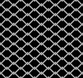 Steel grid. Seamless abstract background. Steel grid on a black background Stock Image