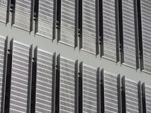 Steel Grid Cladding Royalty Free Stock Image