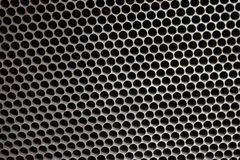 steel grid texture royalty free stock photography