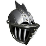Steel Helmet Stock Photography