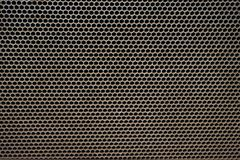 Steel hexagon texture. As nice technology background royalty free stock photos