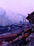 Steel industry Stock Image
