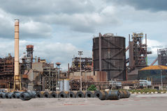 Steel industry Royalty Free Stock Photography