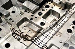 Steel industry pattern. Stock Photo