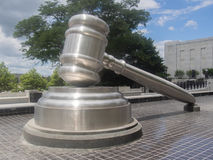 Free Steel Justice Stock Photography - 84136592