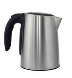 Steel kettle Royalty Free Stock Photo