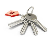 Steel key Stock Photos