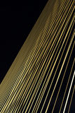 Steel line Bridge Stock Photos