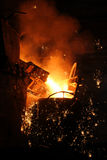 Steel making Stock Photos