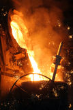 Steel making Stock Images