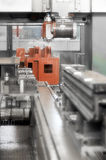STEEL MANUFACTURING INDUSTRY Stock Image