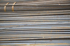 Steel material Royalty Free Stock Image