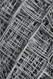 Steel mesh in multiple layers Royalty Free Stock Photography
