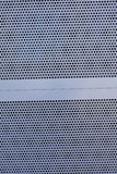 Steel Mesh Pattern Stock Photography