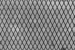 Steel mesh screen background and texture Royalty Free Stock Photos