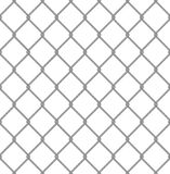 Steel mesh seamless texture. Steel grey mesh seamless texture Stock Photography