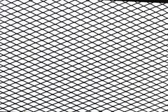 Steel mesh stock image