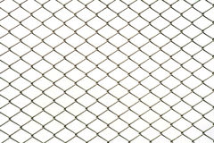 Steel mesh. Royalty Free Stock Photography