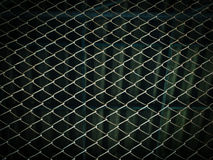 Steel mesh wire Royalty Free Stock Photography