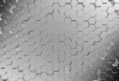 Steel metal plate background Royalty Free Stock Photography