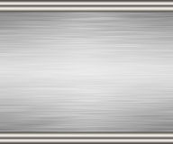 steel metal texture background Royalty Free Stock Images